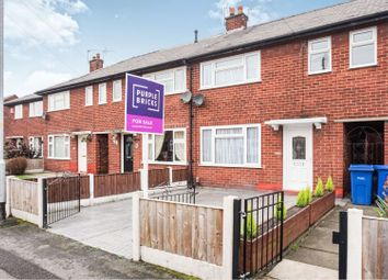 Thumbnail 3 bed terraced house for sale in Mardale Avenue, Warrington