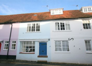 Thumbnail 1 bed terraced house for sale in High Street, Bosham, Chichester, West Sussex
