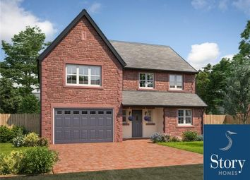 Thumbnail 5 bed detached house for sale in Plot 51, The Oaks, Clifton, Penrith