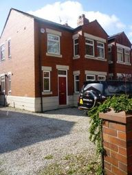Thumbnail 3 bed semi-detached house to rent in Manchester Road, Warrington