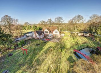 Thumbnail 6 bed property for sale in Bottom Lane, Seer Green, Beaconsfield