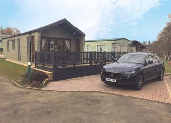 Thumbnail 1 bedroom property for sale in Copshaw Luxury Lodge, Riverview Holiday Park, Mangerton, Newcastleton, Scottish Borders