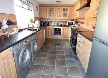 Thumbnail 4 bed semi-detached house for sale in Hillside, Laversdale, Irthington