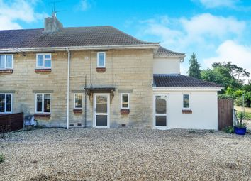 Thumbnail 4 bed semi-detached house for sale in North End, Calne