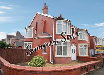3 bed semi-detached house for sale in Orkney Road, Blackpool, Lancashire FY1