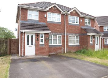 Thumbnail 3 bed semi-detached house for sale in 14 Mill Nook, Syke, Rochdale