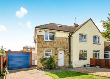 Thumbnail 4 bed semi-detached house for sale in Elm Grove, Sittingbourne