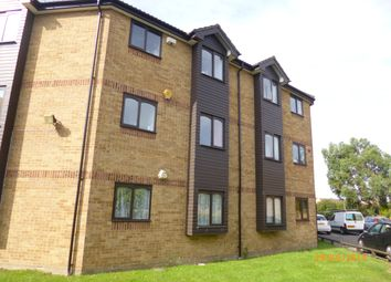Thumbnail 1 bed flat to rent in Messant Close, Harrold Wood, Romfrd