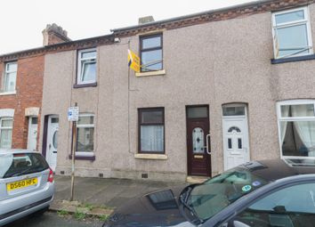 Thumbnail 2 bed terraced house for sale in Stewart Street, Barrow-In-Furness