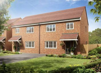 Thumbnail 3 bed semi-detached house for sale in Ridge Balk Lane, Woodlands, Doncaster