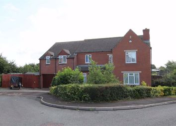 Thumbnail 6 bed detached house for sale in Parsons Croft, Hildersley, Ross-On-Wye
