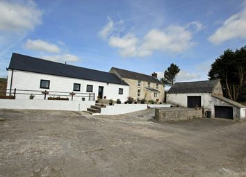 Thumbnail 4 bed detached house for sale in Meinciau, Kidwelly, Carmarthenshire