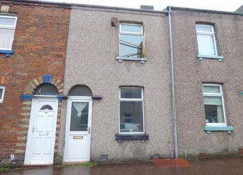 Thumbnail 2 bed terraced house for sale in James Street, Barrow-In-Furness, Cumbria