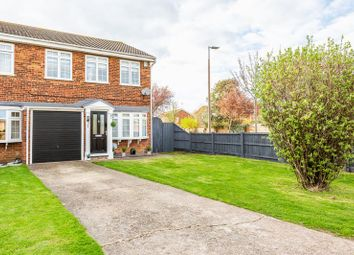 Thumbnail 3 bedroom semi-detached house for sale in Turner Close, Shoeburyness, Southend-On-Sea