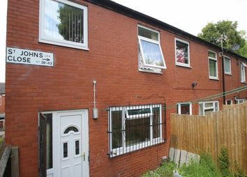 Thumbnail 3 bedroom terraced house to rent in St. Johns Close, Hyde Park, Leeds