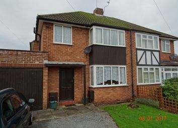 Thumbnail 1 bedroom semi-detached house to rent in Ennerdale Road, Tettenhall, Wolverhampton