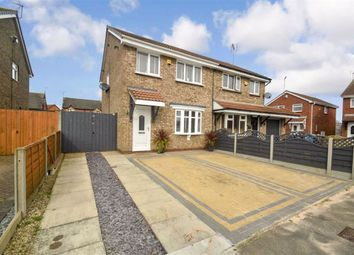 Thumbnail 3 bed semi-detached house for sale in Greenhow Close, Hull