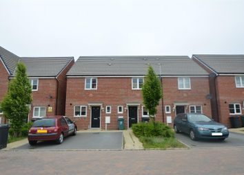2 bed end terrace house for sale in Lander Crescent, Peterborough PE7