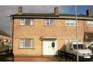 Thumbnail 3 bed end terrace house for sale in Elizabeth Road, Stamford