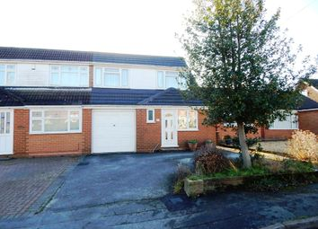 Thumbnail 4 bed semi-detached house for sale in Norton Lane, Burntwood