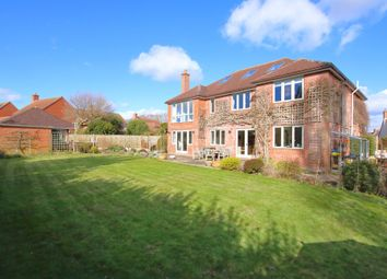 Thumbnail 5 bed detached house for sale in Tranmere Close, Lymington, Hampshire