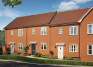 Thumbnail 2 bed terraced house for sale in Station Road, Framlingham, Suffolk