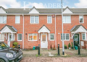 2 bed terraced house to rent in Lucius Crescent, Colchester CO4