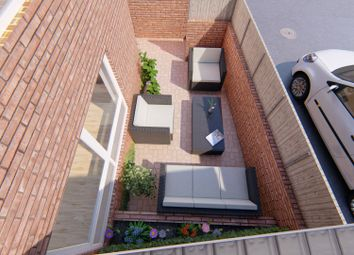 Thumbnail 2 bed flat for sale in Cow Lane, Castle Street, Portchester, Fareham