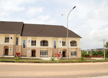 Thumbnail 4 bedroom terraced house for sale in 04E, Airport Road, Abuja, Nigeria