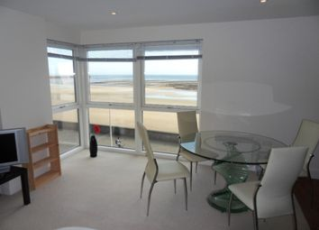 Thumbnail 1 bed flat to rent in Meridian Bay, Trawler Road, Marina, Swansea.