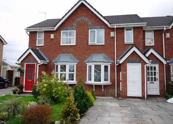 Thumbnail 2 bed terraced house for sale in Jessica Way, Leigh, Lancashire