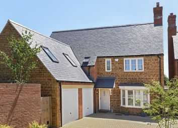 Thumbnail 5 bed detached house to rent in Buckingham Close, Kings Sutton