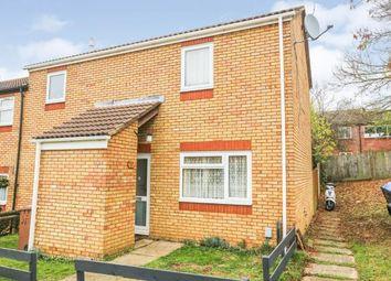 Thumbnail 3 bed semi-detached house for sale in Kestrel Close, Stevenage, Hertfordshire, England