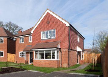 Thumbnail 3 bed detached house for sale in Back Lane, Bucks Horn Oak, Farnham, Hampshire