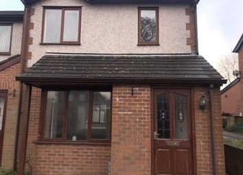 Thumbnail 3 bed end terrace house for sale in Ty Newydd Court, High Street, Ruabon, Wrexham