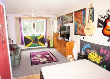 Thumbnail 2 bedroom end terrace house for sale in Tickleford Drive, Southampton