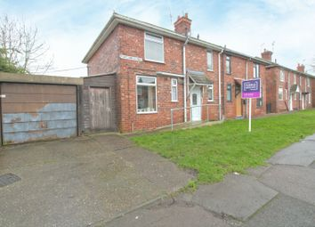 Thumbnail 2 bed semi-detached house for sale in Portland Avenue, Bolsover, Chesterfield