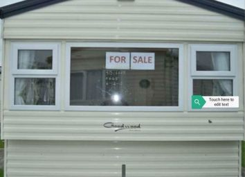 Thumbnail 2 bed mobile/park home for sale in Selsey, Chichester