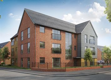 """Thumbnail 1 bedroom flat for sale in """"Apartments"""" at Derby Road, Lenton, Nottingham"""