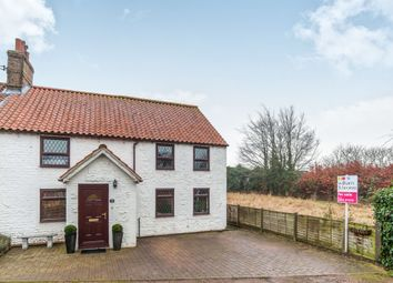 Thumbnail 3 bedroom end terrace house for sale in Chapel Lane, Methwold, Thetford