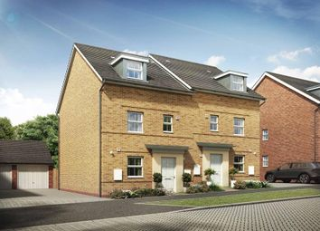 "4 bed semi-detached house for sale in ""Woodcote"" at Briggington, Leighton Buzzard LU7"
