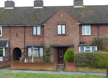 Thumbnail 3 bed terraced house for sale in Evenlode Road, Bourne End