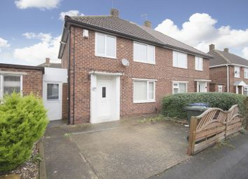 Thumbnail 3 bed semi-detached house for sale in Wordsworth Road, Teesville, Middlesbrough