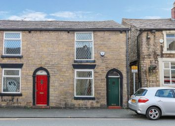 Thumbnail 2 bedroom terraced house for sale in End Stone Cottage, Halliwell Road, Halliwell, Bolton