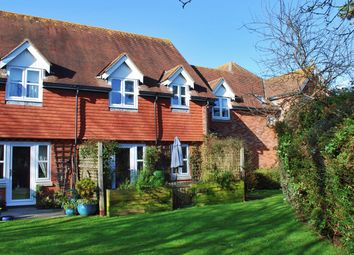 Thumbnail 2 bed terraced house for sale in Anchorage Way, Lymington