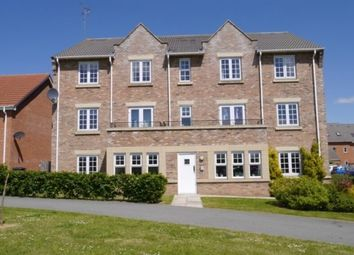 Thumbnail 2 bed flat to rent in Coneythorpe House, Angel Gardens, Knaresborough