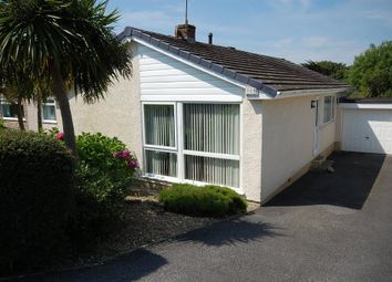 Thumbnail 3 bed detached bungalow for sale in Upper Hill Park, Tenby, Tenby, Pembrokeshire