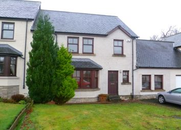 Thumbnail 4 bed terraced house for sale in Latch Burn Wynd, Dunning, Auchterarder, Perth