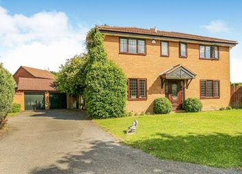 4 bed detached house for sale in Fowey Close, Wellingborough, Northamptonshire, England NN8