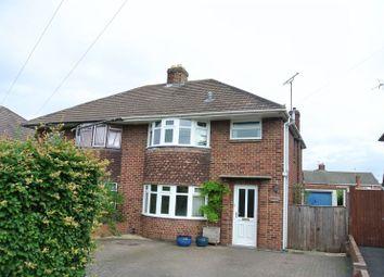 Thumbnail 3 bed semi-detached house for sale in John Daniels Way, Churchdown, Gloucester